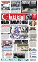 İstiklal Gazetesi 1'nci sayfası
