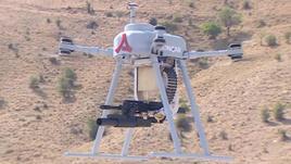 Silahlı Drone Songar Göreve Başlıyor