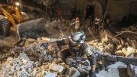 Esed rejiminden İdlib'de sivillere saldırı: 3 ölü