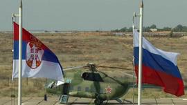 Rusya ve Sırbistan'dan S-400'lü tatbikat