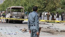 Afganistan'da voleybol müsabakasına bombalı saldırı: 3 ölü