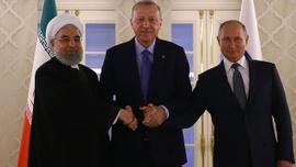 Ankara'da kritik Suriye Zirvesi
