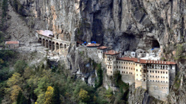 Sümela Manastırı'yla ilgili tarihi sır! Rahibe gerçeği...