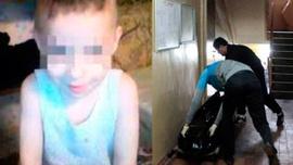 6 yaşındaki çocuk 5 gün annesinin cesediyle yaşadı
