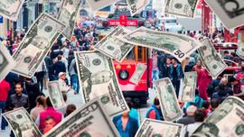 Bankadaki hesaplarda dolar
