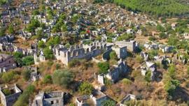 Muğla'nın 'hayalet köyü'
