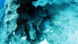 Akdeniz'in derinliklerindeki tarih;