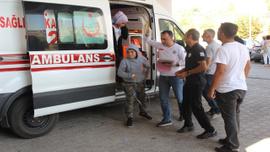 Civa zehirlenmesi şüphesiyle 5 öğrenci Elazığ'da tedavi altına alındı