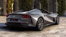 Dünyanın en güçlü Ferrari'si