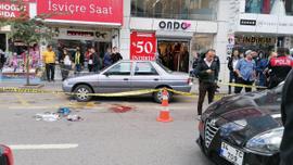 Kocaeli'de çıkan kavgada bir kişi silahla yaralandı
