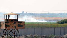 Sınırda güvenlik güçlerine karşı sinsi taktik!