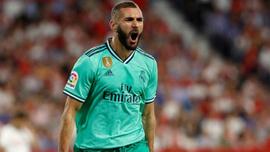 Real Madrid zirveyi Benzema ile yakaladı
