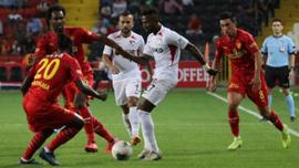 Gazişehir Gaziantep - Göztepe maç sonucu : 1-1