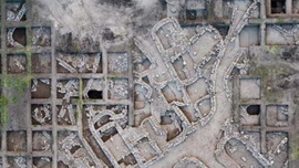 5 bin yıllık antik kent bulundu! Ağızları açık bırakan detaylar...