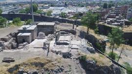 'Diyarbakır'ın kalbi'nde 8 bin yıllık yaşam