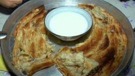 Vazgeçilemeyen lezzet Boşnak böreği;