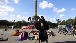 İklim protestocularının işgal eylemleri