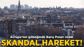 Türk öğrenciyi Barış Pınarı nedeniyle reddettiler