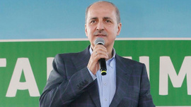 Kurtulmuş: 120 saatte sonuç alınmazsa Barış Pınarı Harekatı sürecek