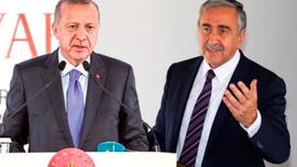 """Mustafa Akıncı'dan Cumhurbaşkanı Erdoğan'ın """"Hadsizlik"""" çıkışına yanıt"""