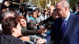Erdoğan'dan vatandaşın 'EYT çıkar mı?' sorusuna yanıt