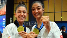 Türkiye, kadınlarda takım halinde Avrupa şampiyonu