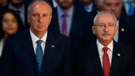 Kılıçdaroğlu'ndan aday olduğunu açıklayan Muharrem İnce'ye cevap