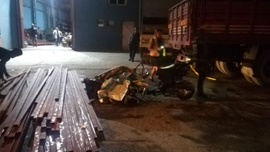 Forklift faciası: 1 ölü, 2 yaralı