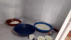 Merdiven altı peynir, yoğurt üretimi yapan imalathaneye baskın