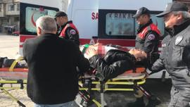 Trafik kazası sonrası sopalı bıçaklı kavga: 3 yaralı