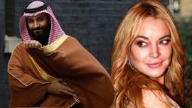 Veliaht Prens'in platonik aşkı Lindsay Lohan!