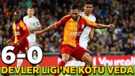Galatasaray İspanya'da kayıp: Real Madrid 6-0 Galatasaray