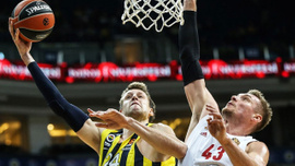 Fenerbahçe son çeyrekte coştu