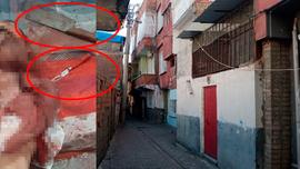 Diyarbakır'da kan donduran olay! Babasını bıçakla keserek öldürdü