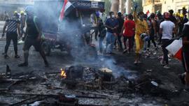 Irak'ta 1 ayı aşan protestoların bilançosu: 301 eylemci öldü