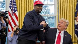 Kanye West ABD başkanlığı için adını değiştirecek