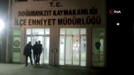 Eşi ve kızının yüzünü naylon poşetle yakan şahıs tutuklandı