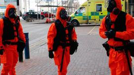 Yuvaya kimyasal saldırı: 51 çocuk ve 3 öğretmen yaralandı
