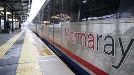 Marmaray'da yolcu rekoru kırıldı