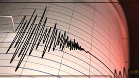 Datça açıklarında 4,3 büyüklüğünde deprem
