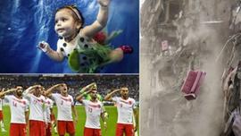 Anadolu Ajansı'nın Yılın Fotoğrafları Oylaması başladı.