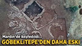 Mardin'de bulundu! Tarihi Göbeklitepe'den daha eski