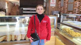 Kadın müşterinin 750 lirasını çalan hırsız yakalandı