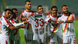 Ziraat Türkiye Kupasında Göztepe son 16 turuna çıktı