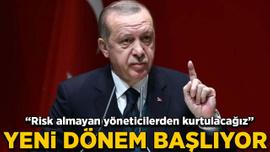 AK Parti'den uyarı: Risk almayan yöneticilerden kurtulacağız