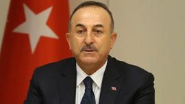 Çavuşoğlu: Hafter'in siyasi çözüm çizgisine gelmesi gerekiyor