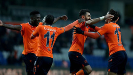 Medipol Başakşehir'de yenilmezlik serisi 16 maça çıktı