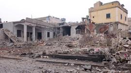 Rus savaş uçakları İdlib'i bombaladı: 12 sivil hayatını kaybetti