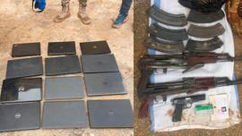 Saldırı hazırlığındaki 4 terörist operasyonla yakalandı