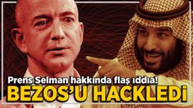 Prens Selman, Jeff Bezos'u hackledi